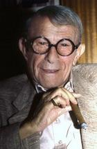 George Burns foto