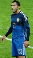 Carlos Tévez photo