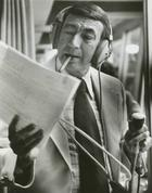 Howard Cosell photo