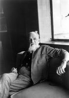 Rex Stout photo