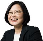 Tsai Ing-wen photo